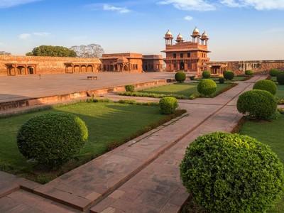 Fatehpur Sikri, Kota Megah yang Kosong karena Kehabisan Air