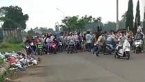 Euforia Kelulusan Siswa SMA Bandung, Konvoi Ugal-ugalan dan Tutup Jalan