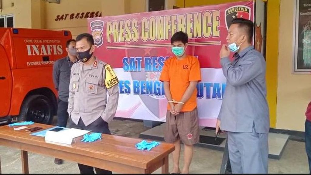Mucikari Online Terungkap di Bengkulu Utara
