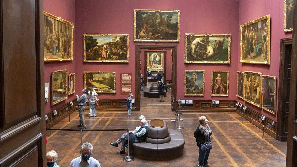 Museum di Jerman Mulai Dibuka Usai Lockdown Dilonggarkan