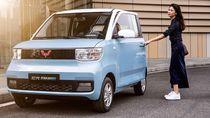 Mobil Listrik Mungil Wuling yang Murmer, Harga di Bawah Rp 100 Juta