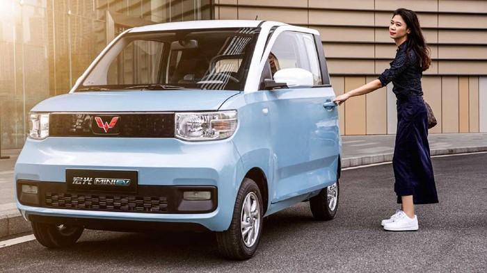 Hong Guang Mini EV