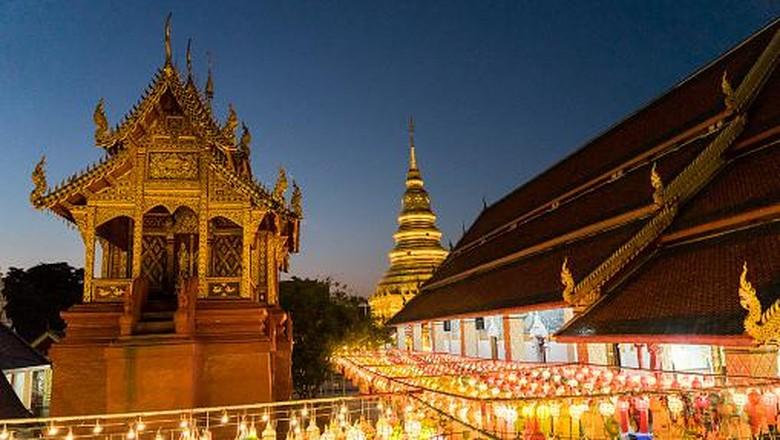 Waisak Thailand