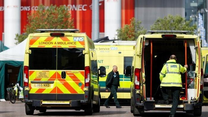 Virus corona: Kematian akibat Covid-19 di Inggris paling tinggi di Eropa, melebihi kematian di Italia
