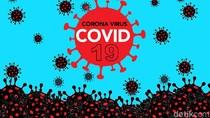 DKI Terbanyak, Ini Sebaran 3.732 Kasus Corona Per 25 Oktober