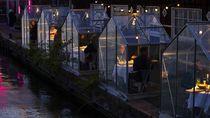 Di Belanda Ada Restoran Berkonsep Physical Distancing Lho