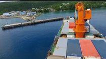 Program Tol Laut Kini Sampai ke Kei Besar Maluku