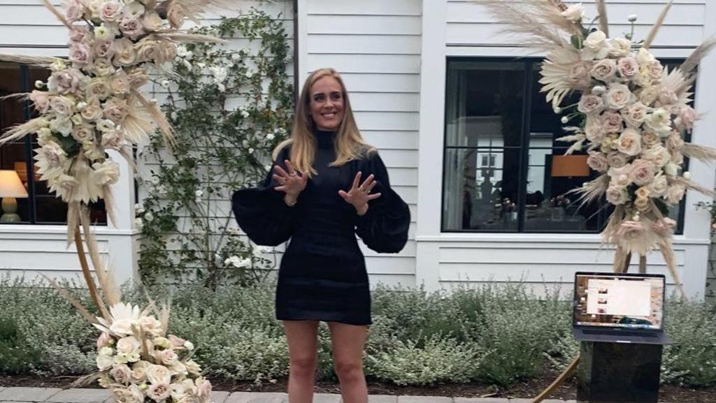 Berat Badan Turun Drastis, Ini 3 Jenis Olahraga yang Ditekuni Adele