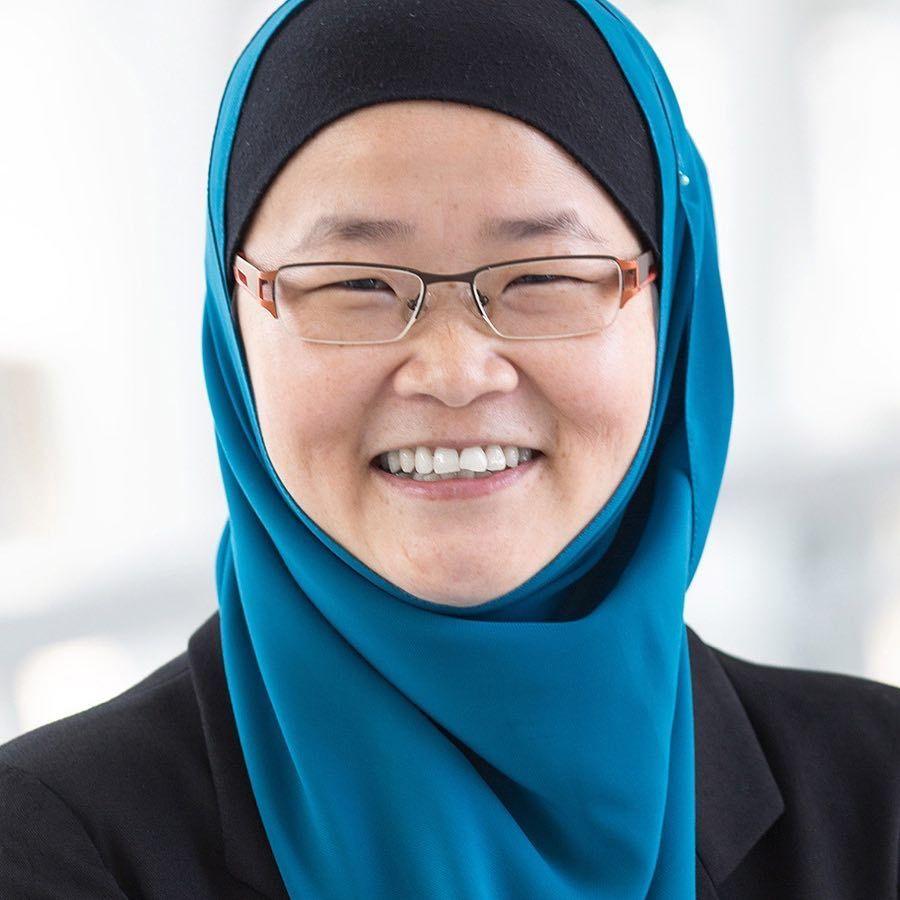 Prof. Jackie Ying.