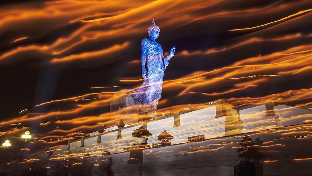 Melihat Patung-patung Ikonik Buddha di Berbagai Negara