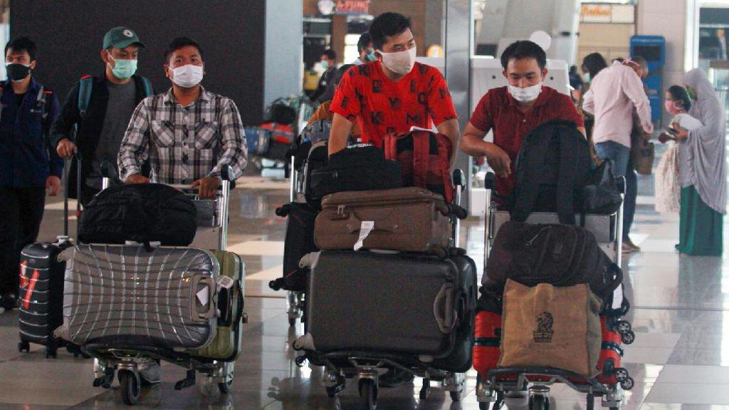 Penerbangan Domestik Kembali Dibuka