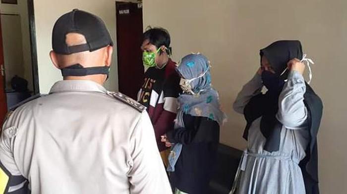 Polisi mengamankan 3 remaja dalam video viral mempelesetkan lagu Aisyah yang diduga menghina Nabi Muhammad