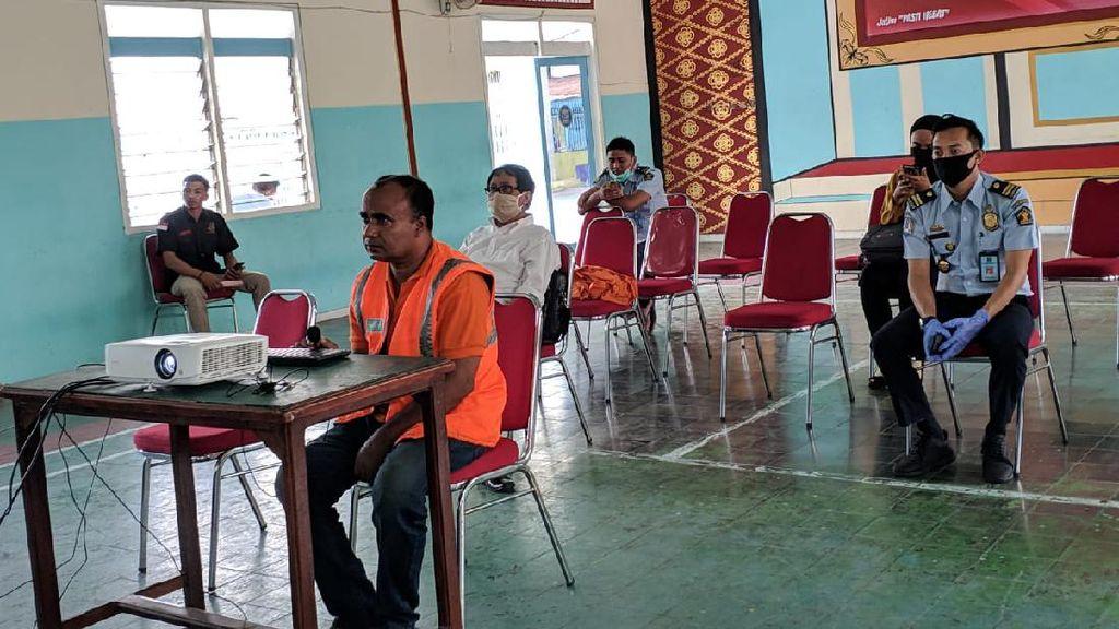 Urus Paspor Pakai Data Tak Jelas, WN Bangladesh Diamankan di Imigrasi Blitar