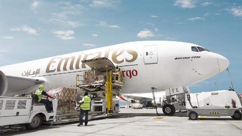 Pesawat kargo Emirates