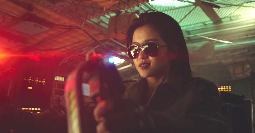 Kim Tae Ri di film Space Sweepers