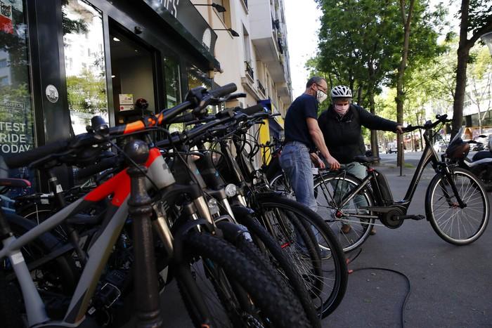 Pemerintah Prancis Guyur Subsidi Pengguna Sepeda