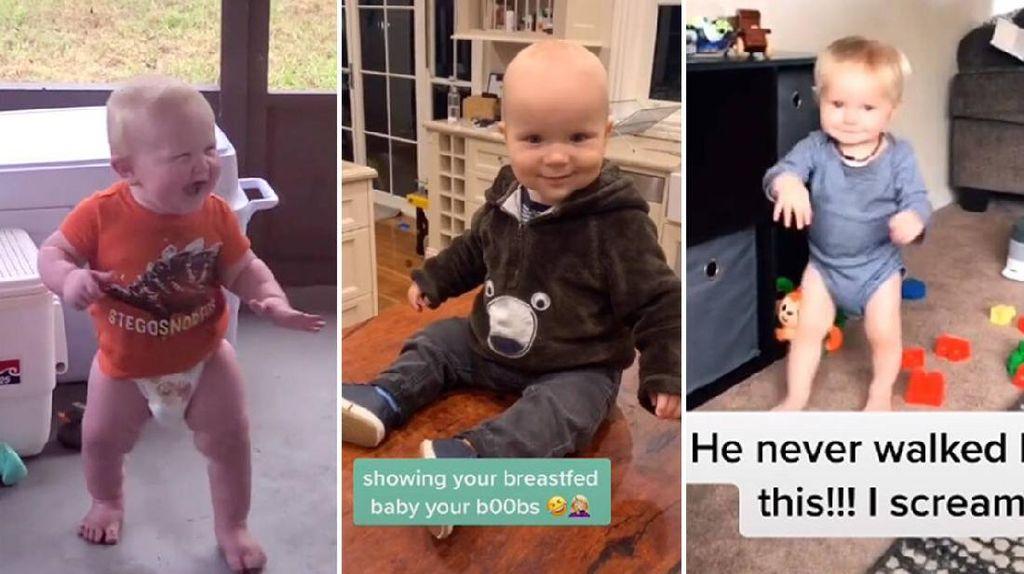 Muncul Lagi Tren TikTok Tunjukkan Payudara ke Bayi yang Masih Menyusui