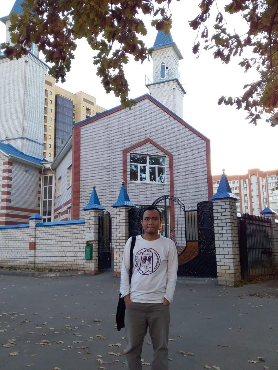Menjalani bulan Ramadan di kota Kazan, Rusia