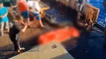 Eksploitasi WNI di Kapal China Pembuang Jenazah: Kerja 18 Jam, Minum Air Laut