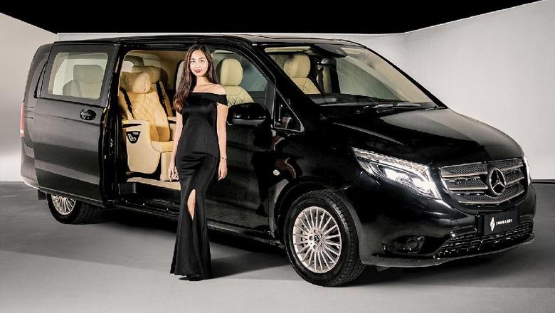 Lombardi Mercedes-Benz Vito RSE