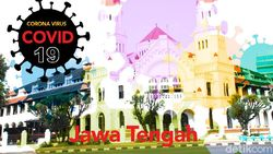 Update Corona di Jateng 6 Juni: 1.618 Positif dan 848 PDP Meninggal