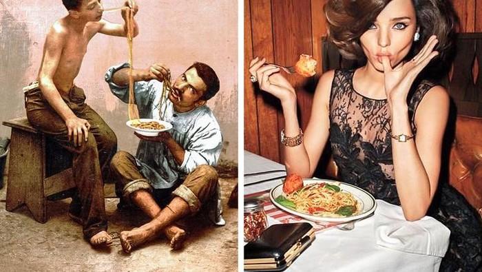 Makanan di Resto Mewah Ini Ternyata Dulu Makanan Orang Miskin