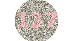 Tes buta warna ini mengharuskan kamu menemukan siluet angka tersembunyi. Bila rasanya sulit, bisa jadi itu tanda buta warna yang sebaiknya dicek ke dokter.