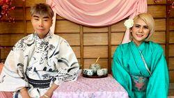 Cinta-cintaan Roy Kiyoshi dengan Evelyn