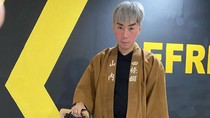 Roy Kiyoshi Sempat Naik Bajaj Demi Bangun Karier