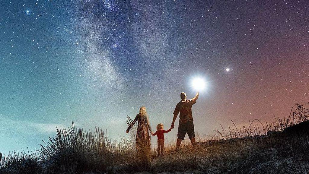 Daftar Fenomena Astronomi September 2020, Bisa Dilihat Langsung