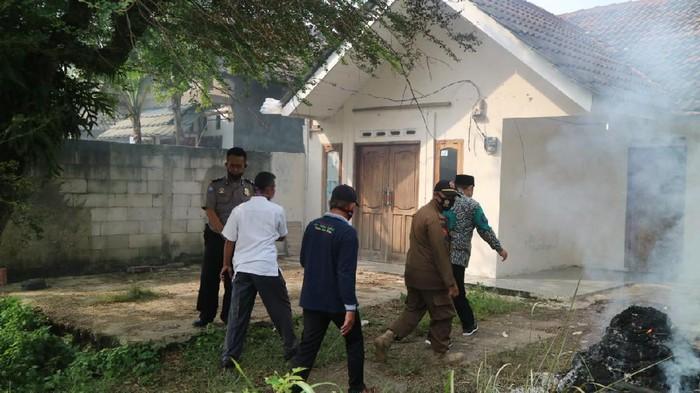 Jasad Dikubur di Rumah Penganiaya Istri di Bogor Berjenis Kelamin Perempuan