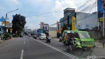 PSBB Hari Ketiga Kota Sukabumi, Ojol Keluhkan Pemotor Berboncengan