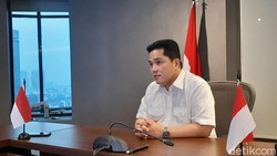 Erick Thohir Sudah Cium Kasus Dirut PT PAL yang Jadi Tersangka