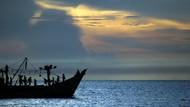 Pasien Dirujuk Pakai Kapal Nelayan, Pemkab Aceh Besar Akan Beli Ambulans Laut