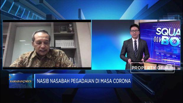 Operasional Tak Terganggu, Pegadaian Akan Bayar THR Tepat Waktu (CNBC TV )