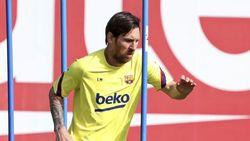 Lama Tak Gocek Lawan, Messi Libas Rekan Sendiri