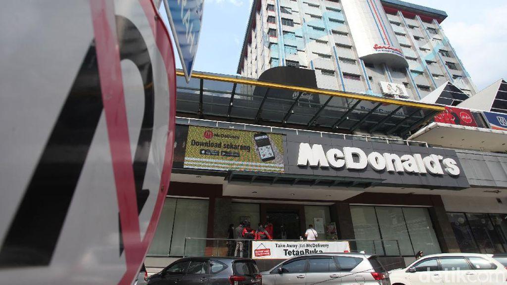 Kisah McDonalds Sarinah yang Mau Ditutup 10 Mei