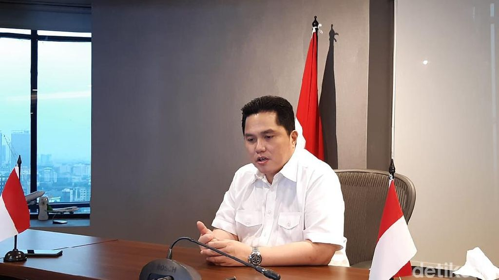 Ungkap Biang Kerok Korupsi di BUMN, Erick Thohir Beberkan 3 Fakta Ini