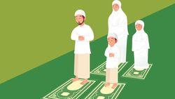 Tata Cara Sholat Idul FItri 2021: Berjamaah dan Sendiri