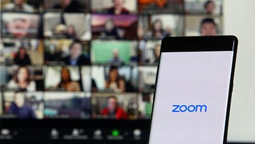 Zoom Raih Rekor Baru Unduhan Terbanyak di App Store