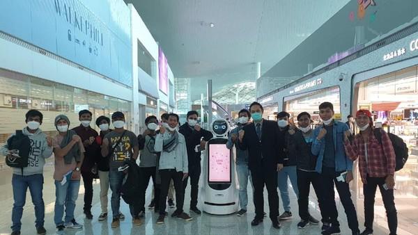 Masih dari Asia, ada Bandara Incheon di Seoul, Korea Selatan di peringkat 5. Bandara yang satu ini memang tak kalah dengan lainnya di Asia(Dok KBRI Seoul)