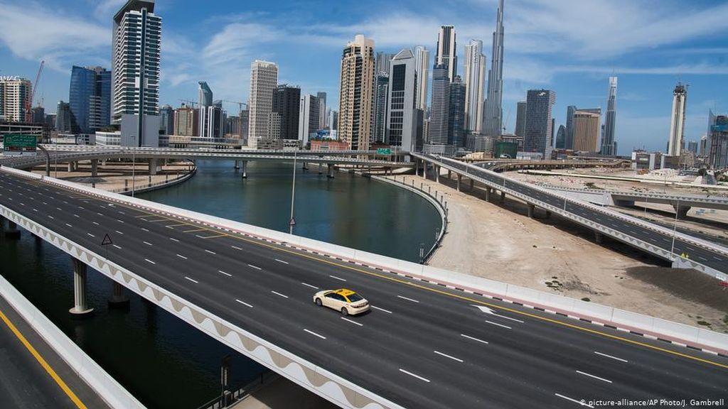 80 Persen Perekonomian Dubai Terpukul Corona, Selamat Tinggal Kemewahan?
