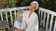 Hanya Pakai Baju Tidur, Kecantikan Miranda Kerr Dipuji Bak Bidadari