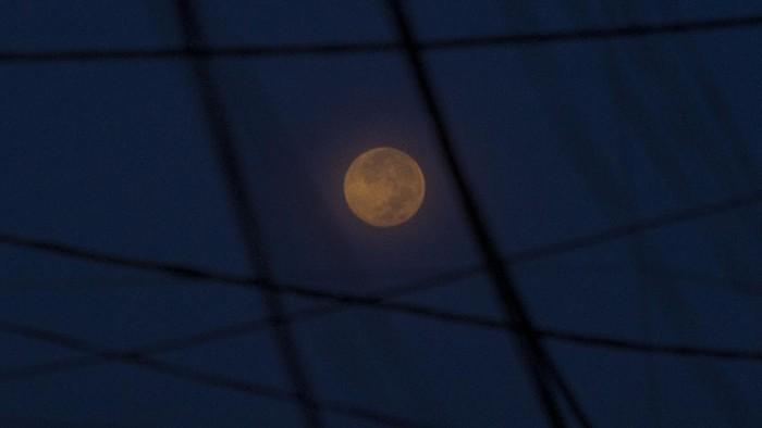 Bulan purnama besar atau