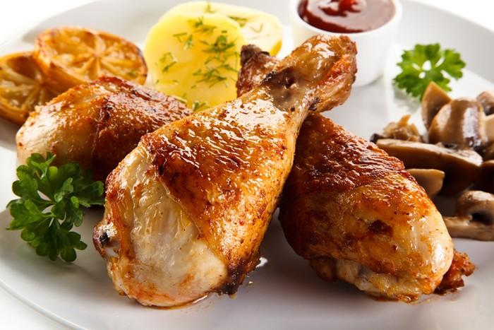 Ayam Panggang Kecap