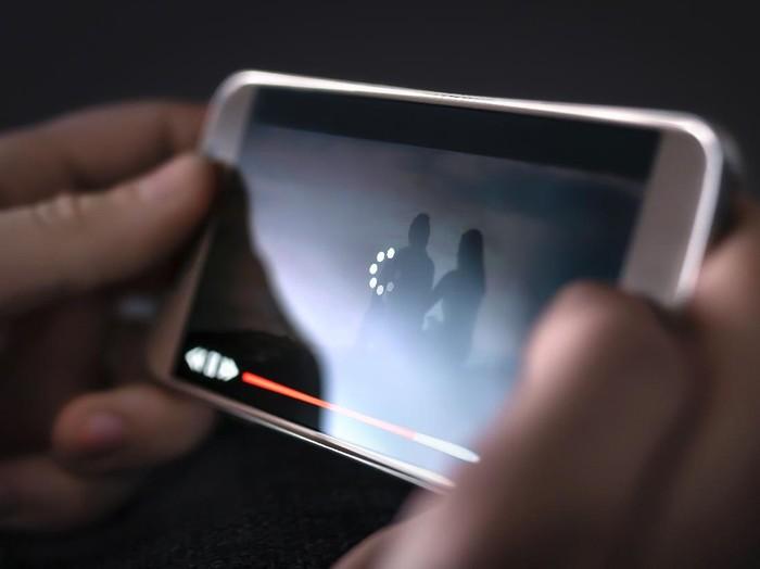 Ilustrasi Streaming Film