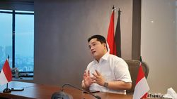 Erick Thohir Buka-bukaan New Normal di BUMN