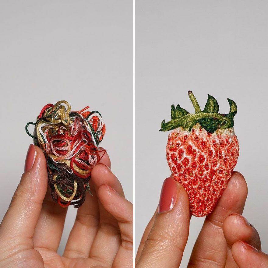 Gambar Makanan 3D