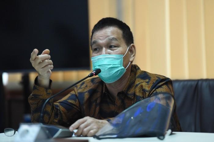 Rektor USU Runtung Sitepu (dok. Istimewa)