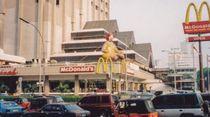 Ini Suasana McDonalds Sarinah Sejak Pertama Buka Hingga Ingin Tutup Permanen